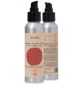 Crema solare spray Nuura SPF50