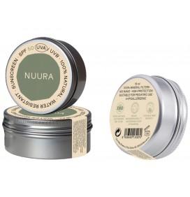 Crème solaire en pot Nuura SPF50