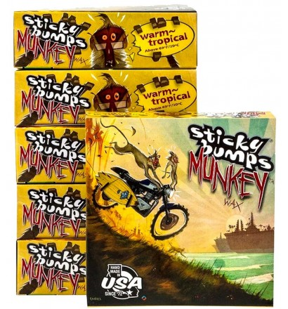 Sticky Bumps Munkey Wax
