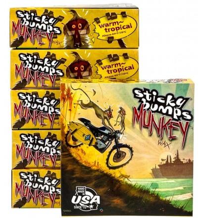 Wax Sticky Bumps Munkey
