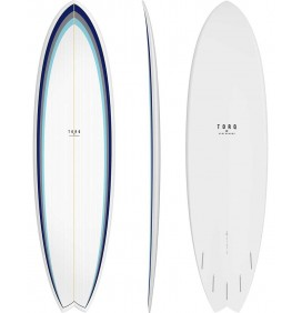 Surfbrett Torq fish Classic Design