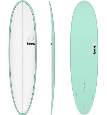 Surfbrett Torq Funboard V+ Pinline Color