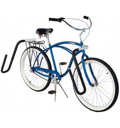 Porta tablas de surf para bicicleta Moved By Bikes