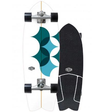 Tabla de surfskate Triton Astral Cx 29''