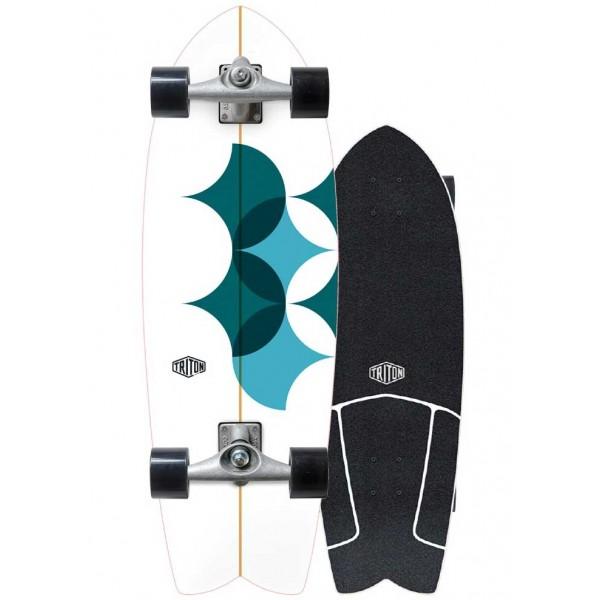 Imagén: Tabla de surfskate Triton Astral Cx 29