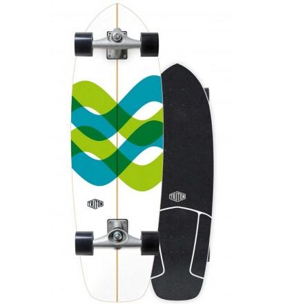 Tabla de surfskate Triton Signal Cx 31''