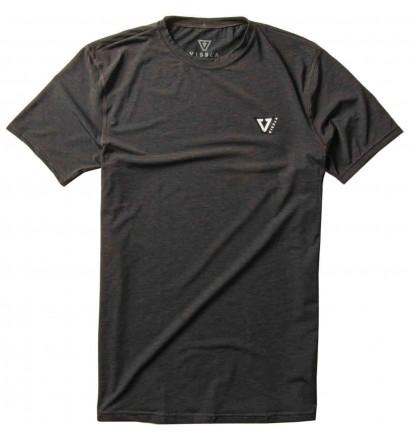 T-shirt UV Vissla Twisted