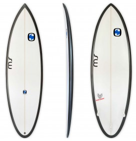 Surfboard MS Speed Rabbit Round