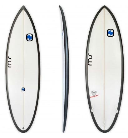 Planche de surf MS Speed Rabbit Round