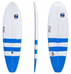 Surfboard evolutionaire MS Easy Pony