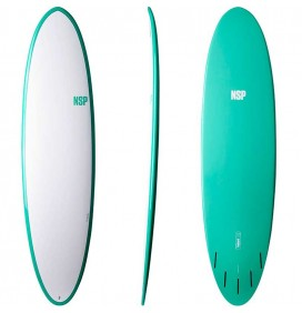Prancha surf NSP funboard Elements