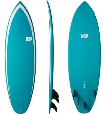 Prancha de surf NSP Tinder Element
