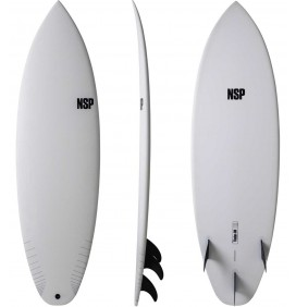 Surfbrett NSP Tinder Protech