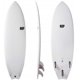 Surfboard NSP fish Protech