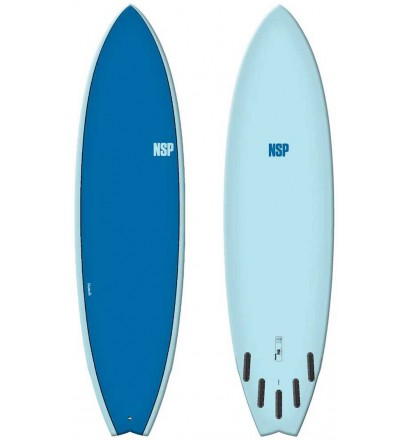 NSP fish Elements Surfboard