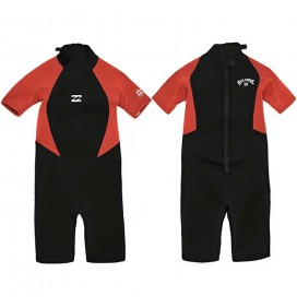 Billabong Intruder Toddler Wetsuit