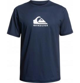 Camiseta UV quiksilver Solid Streak