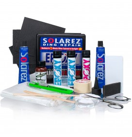Kit de reparación Solarez Pro travel Epoxy