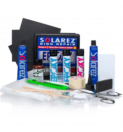 Solarez Pro travel repair kit Epoxy