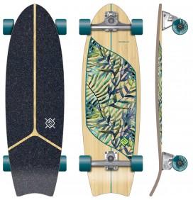 Surfskate Flying Wheels Moorea Leaf 31''