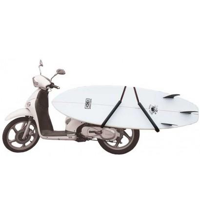 Rek moto Ocean&Earth voor surfboard
