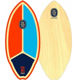 Planche de skimboard Skim1 Fiberwood 44''