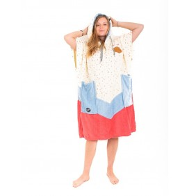 Poncho All In V Bumpy Women
