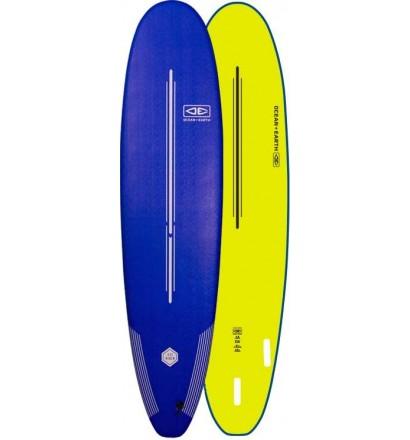 Prancha de surf softboard Ocean & Earth EZI-Rider Mini-Malibu