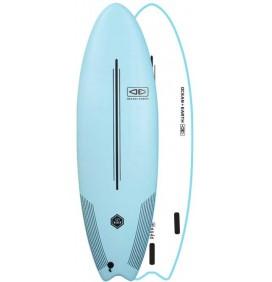 Surfbrett softboard Ocean & Earth EZI-Rider Fish