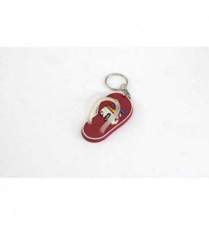 Sleutelhanger flip flops