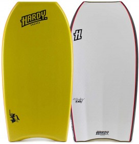 Bodyboard Hardy Shapes Corgie Quad