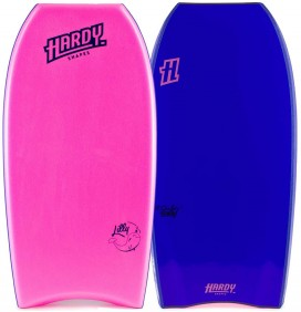 Bodyboard Hardy Shapes Lilly Charger PE
