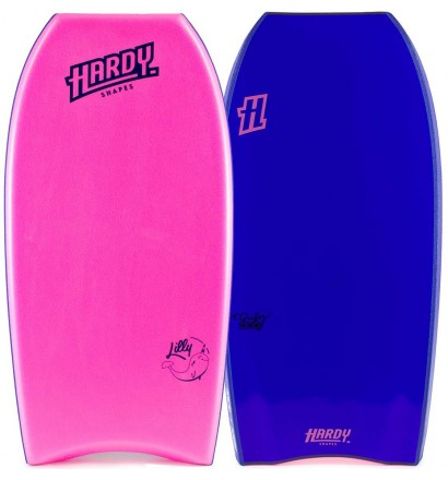 Prancha de bodyboard Hardy Shapes Lilly Charger PE