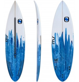 Tabla de surf MS Flying Bee Round