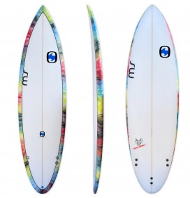 Tabla de surf MS Speed Rabbit Round