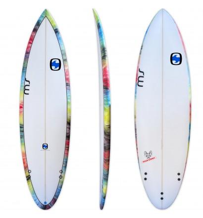 Prancha de surf MS Speed Rabbit Round