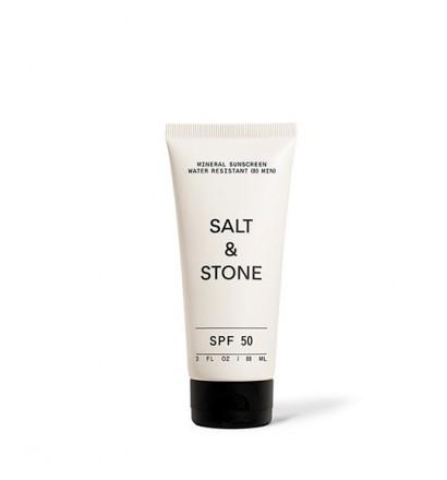 Salt & Stone Natuurlijke minerale zonnebrandcrème SPF50