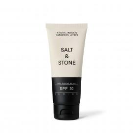 Lozione solare minerale naturale Salt & Stone SPF30