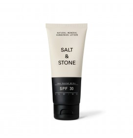 Salt & Stone Natural Mineral Sunscreen Lotion SPF30