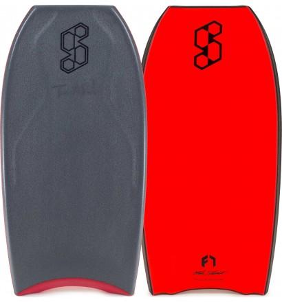 Bodyboard Science Tanner LTD Tri Quad F7
