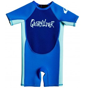 Fato Surf quiksilver Syncro Series Kids 2mm