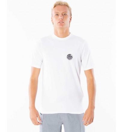 T-Shirt Rip Curl UV Wettie Logo