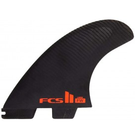 FCSII Firewire PC Carbon fins Tri-Quad