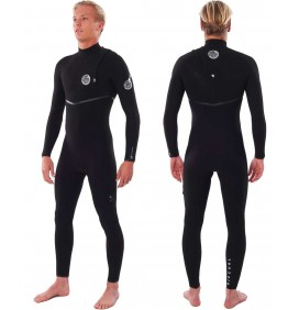 Traje de neopreno Rip Curl Flash-Bomb 4/3mm Zip Free