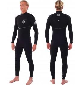 Wetsuit Rip Curl Flash-Bom 4/3mm Zip Free