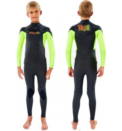 Fato Surf Rip Curl Dawn Patrol 4/3mm Junior