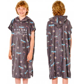 Poncho Rip Curl Hooded Towel Boy