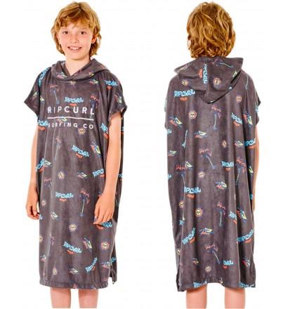 Poncho Rip Curl Hooded Towel Boy