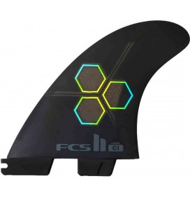 Quilhas surf FCS2 Reactor PC