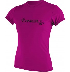 Camiseta UV O´Neill Womens Basic Skins